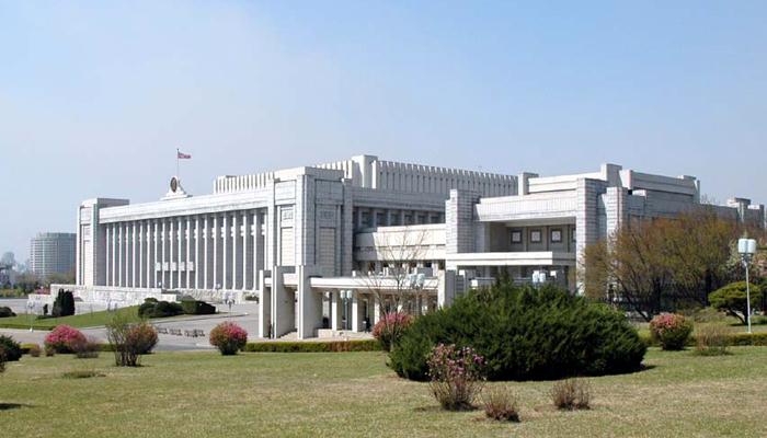 만수대의사당
